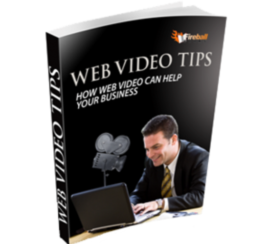 Web Video Tips and Training