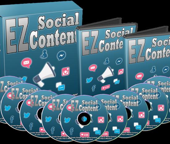 Ez Social Content