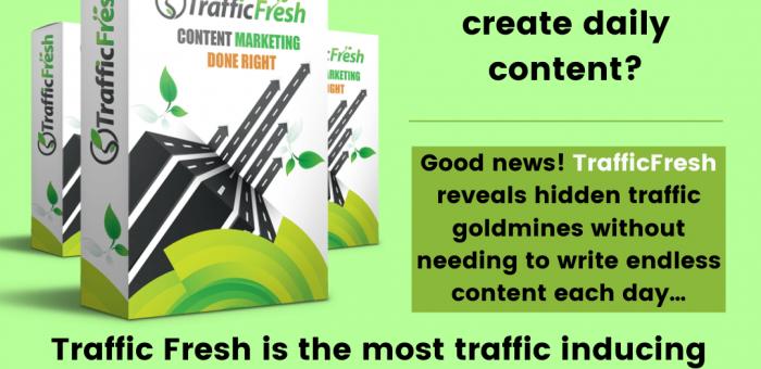 Traffic Fresh Pro